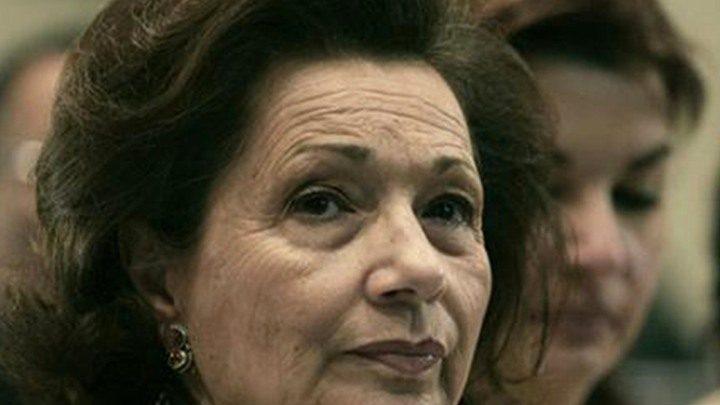 وفاة سوزان مبارك